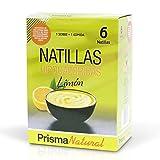 PRISMA NAT 316010 NATILLA DE LIMON CAJA 6 SOBRES DE 50 gr, Bambú
