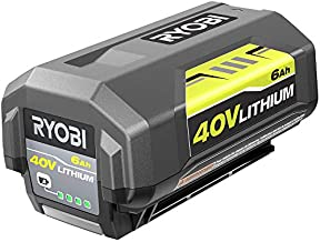 Ryobi 40-Volt Lithium-Ion 6 Ah High Capacity Battery OP40601