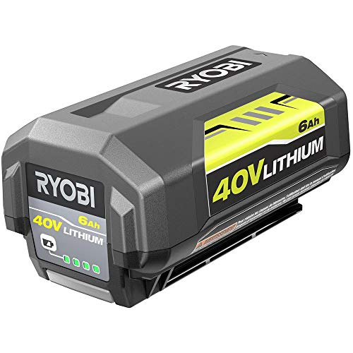 Ryobi 40-Volt Lithium-Ion 6.0 Ah High Capacity Battery