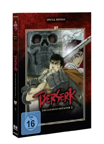Berserk - Das goldene Zeitalter I [Special Edition]