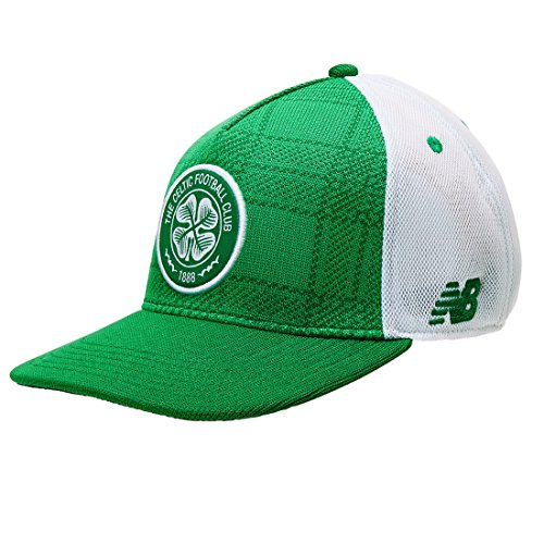 New Balance Gorra Celtic FC para Adultos, Producto Oficial