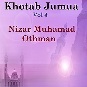 Khotab Jumua Vol 4 (Quran)
