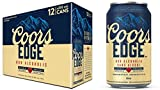 Coors Non-Alcoholic Beer 12 oz -- 12 Pack of CANS