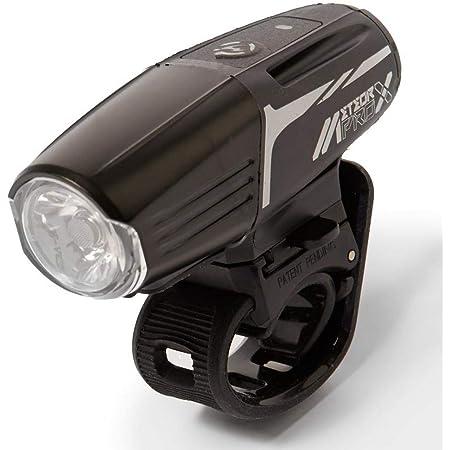 Moon Nova 80 Front Light and Pulsar Rear Bike Light Set Brand New RRP £28