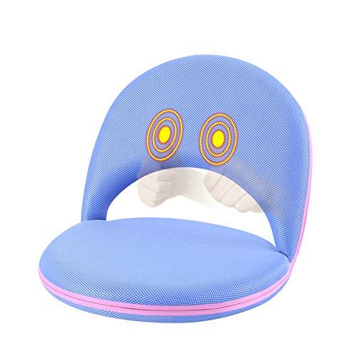 GOUO@ Chaise d'allaitement Lit Coussin d'allaitement Femme Enceinte Mois Massage à la Taille Chaise d'allaitement Chaise de Table Pliante