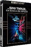 Star Trek III: En Busca de Spock (4K UHD + Blu-ray) [Blu-ray]