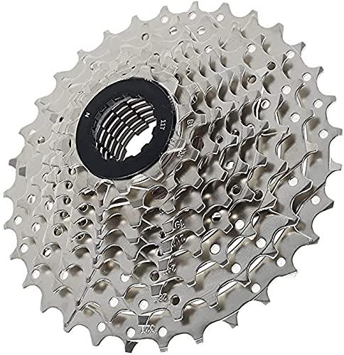 Generic N/A 9-Fach Fahrrad Kassette, 11-32/36 T Geschwindigkeitskassette Ritzel, Ersatz Zubehör für Mountainbikes Rennräder Falträder MTB-Fahrradteil
