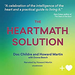 The HeartMath Solution cover art