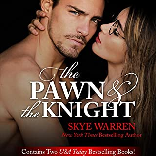 The Pawn & The Knight                   By:                                                                                                                                 Skye Warren                               Narrated by:                                                                                                                                 Kylie Stewart                      Length: 11 hrs and 44 mins     Not rated yet     Overall 0.0