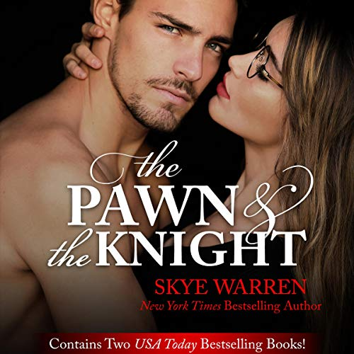 The Pawn & The Knight audiobook cover art