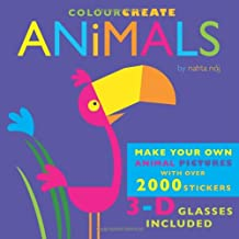 Colour Create: Animals