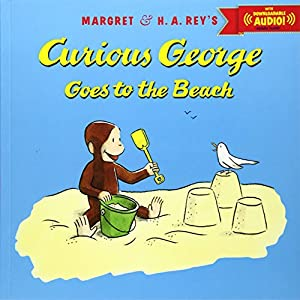 Curious George Goes to the Beach wit...