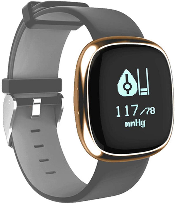 MSQL Fitness Activity Tracker, Sport Smart Watch, Herzfrequenz- und Blautdruckmessgert, wasserdichter IP67-Schrittzhler, Blautdruck-Schlafmonitor für Android und iOS