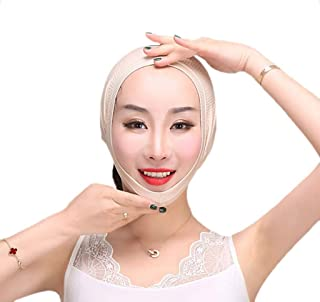 Gezichtsvermindering Gezichtsverband, Dubbel, face-lifting Facial Gewichtsverlies Antirimpel, Face-Lifting, Masker Wangband