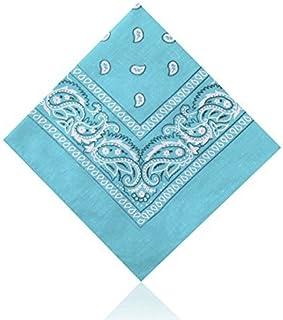 Lizzy Cachemire Bandanas by Femmes Bleu Roi Taille unique