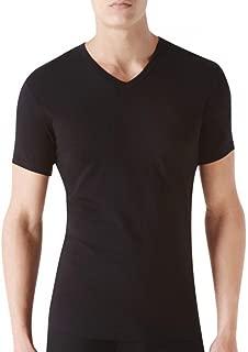 Calvin Klein Men's Cotton Stretch V-Neck T-Shirt (2 Pack)