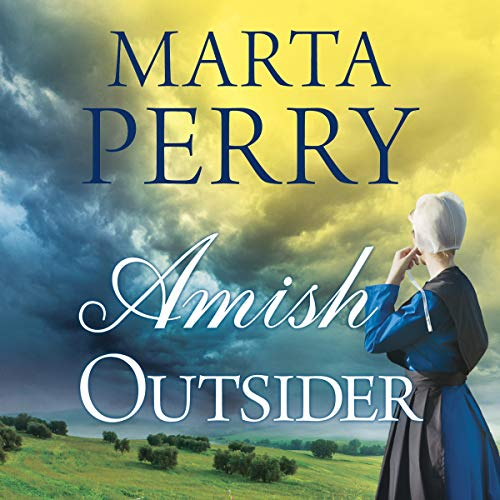 Couverture de Amish Outsider