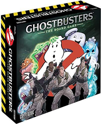 ゴーストバスターズ ザ・ボードゲーム (Ghostbusters: The Board Game) 日本語訳付き ボードゲーム