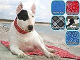Kühlmatte für Hunde Gr S: Scottish Grey - 40 cm x 30 cm