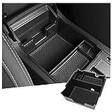SHAOHAO Accessories for Subaru Impreza 2017-2021 Armrest Organizer Subaru Crosstrek 2018 2019 2020 2021 Center Console Storage