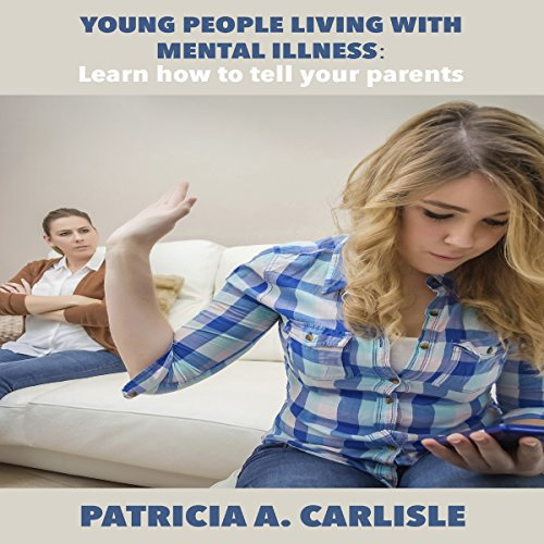 Young People Living with Mental Illness cover art