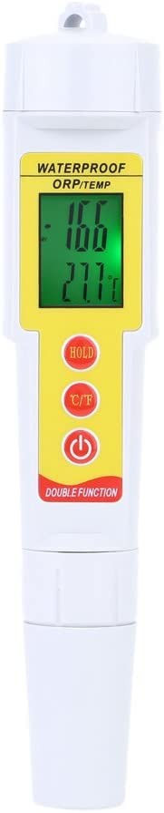 YARUIFANSEN Pen-Type New product!! ORP TEMP Reduct Thermometer Meter Oxidation All items in the store