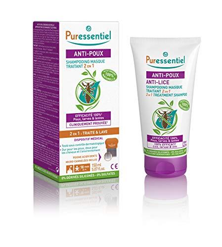 Puressentiel Champu Tratamiento Peine 150Ml Puressentiel 1 Unidad 200 g