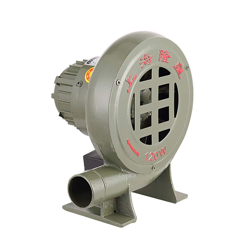 Soplador De Aire CentríFugo/Ventilador De Bomba EléCtrica/Ventilador BBQ/Encendedores De Barbacoa / Soplador Manual De Hierro Forjado / Ventilador Encendedor, 60w: Amazon.es: Hogar