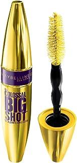 Maybelline Volum' Express The Colossal Big Shot Washable Mascara, Blackest Black, 0.33 fl. oz.