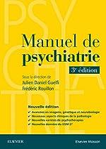 Manuel de psychiatrie de Julien-Daniel Guelfi