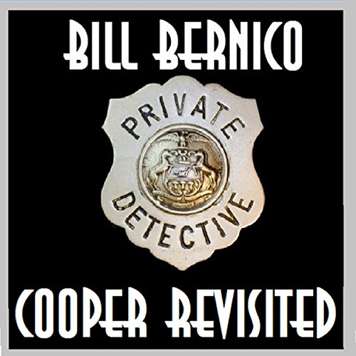 Cooper Revisited audiobook cover art