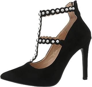 Kleidung Accessoires Damen Sandale Schnür Sandalen Stiletto Hoher Absatz High Top Peeptoe Gr 32 43 Sandalen Kleidung Accessoires Sandalen