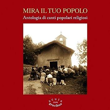 Mira il tuo popolo (Antologia di canti popolari religiosi)
