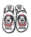 GOMEZ 01T-365 Zapatilla DE CASA Mafalda Mujer Gris 40