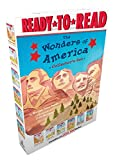 The Wonders of America Collector s Set: The Grand Canyon; Niagara Falls; The Rocky Mountains; Mount Rushmore; The Statue of Liberty; Yellowstone