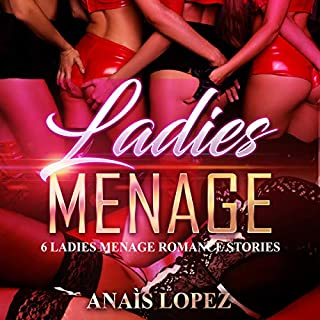 Ladies Menage: 6 Ladies Menage Romance Stories audiobook cover art
