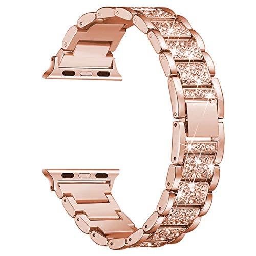 Banda para apple watch 6 SE correa 40 mm 44 mm serie 5 4 bandas banda de reloj 3 38 mm 42 mm pulsera mujeres niñas correas de reloj