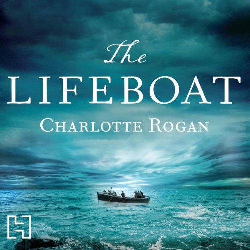 The Lifeboat audiobook cover art