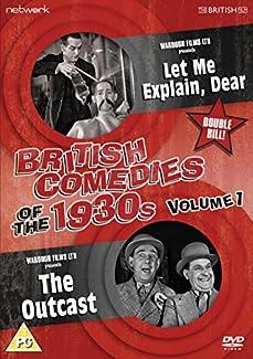 British Comedies Of The 1930s - Volume 1