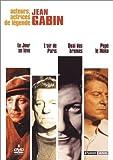Coffret Jean Gabin 4 DVD - Vol. 4 : Le Jour se lève / L'Air de paris / Quai des...