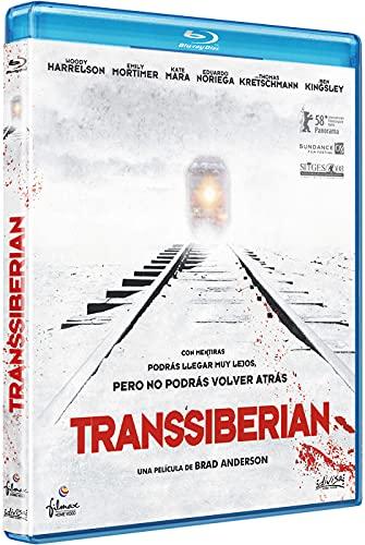 Transsiberian - BD [Blu-ray]