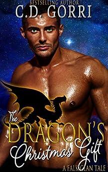 The Dragon's Christmas Gift: A Falk Clan Tale (The Falk Clan Series Book 2) by [C.D. Gorri, Tammy Payne]