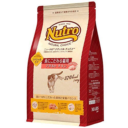 ニュートロジャパン チョイスキャット食にこだわる猫用アダルトチキン2kg