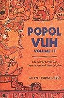 Popol Vuh: Literal Poetic Version