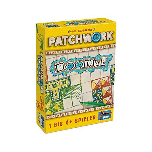 Lookout Games 22160107 - Juego de mesa (Patchwork) , color/modelo surtido