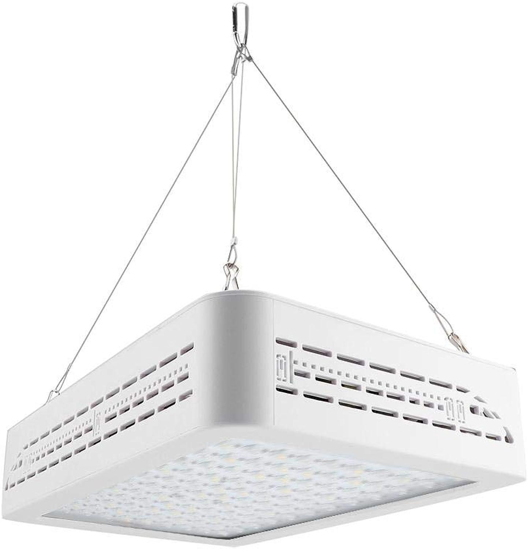 Riuty 1200W Anlage wachsen Lampe, 220V EU-Stecker 120LED wachsen helles volles Spektrum für Zimmerpflanze-Gemüse-Blaumen-Lampe