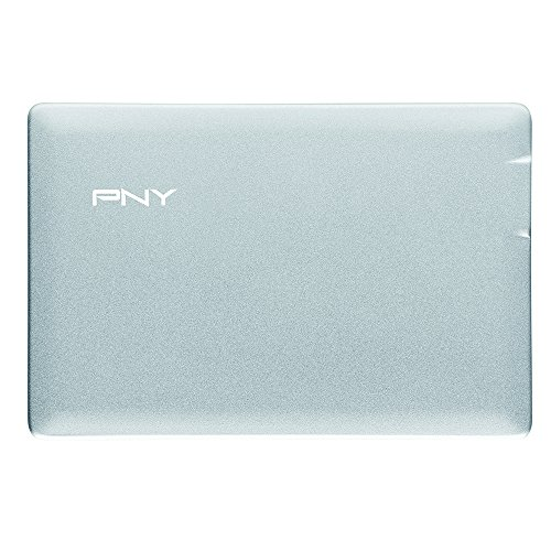 PNY PowerPack CC2500 externes Akku-Ladegerät (2500mAh) Silver