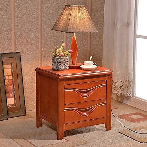 Mesa Auxiliar Mobili per La Casa European Shabby Chic Wood Quarto Cabinet Mueble De Dormitorio Bedroom Furniture Nightstand (Color: Version V)