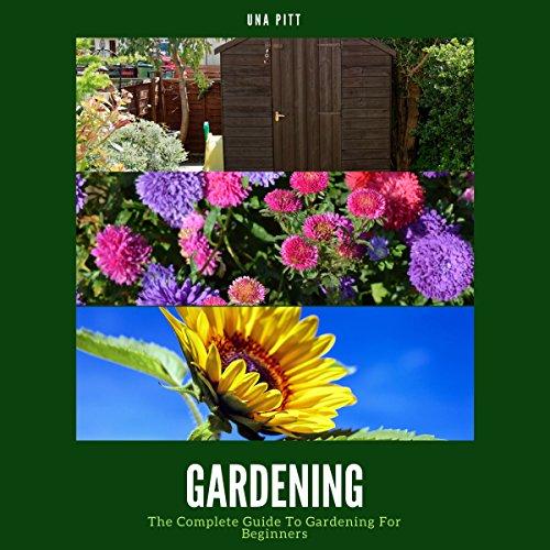 Gardening cover art