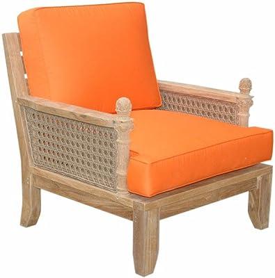 Anderson Teak DS-501 Luxe Armchair